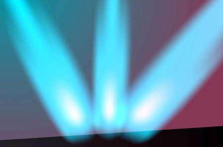 product presentation template illuminate model shooting background