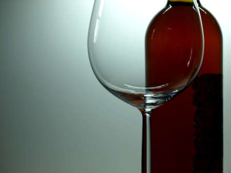 Rotwein Standard-Bild