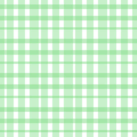 Seamless background of quadrangles in green