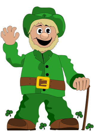 Happy St. Patricks Day Vector