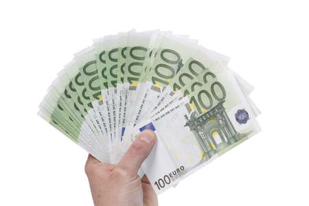 money euro: Money Stock Photo