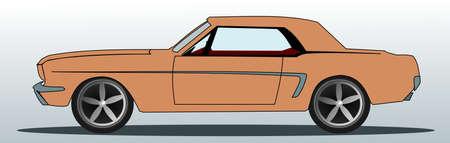 legendary: Legendary Sports car