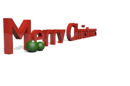 Merry Christmas Stock Photo - 11515146