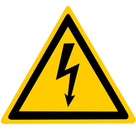 High voltage Stock Vector - 12488142