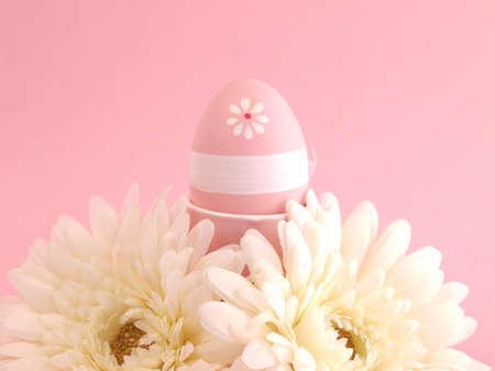 Pink Pascua de fondo Foto de archivo