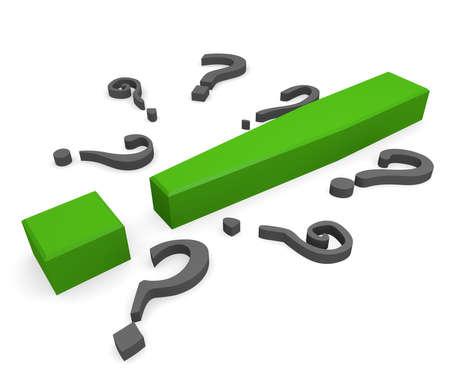 answered: FAQ 3d concept