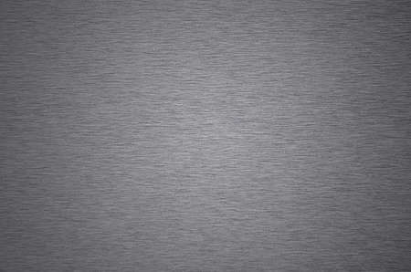 brushed aluminum: Brushed aluminum background with space for text