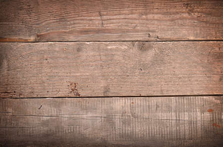 barnwood: Texture of an old used wooden table with space for text or image Stock Photo