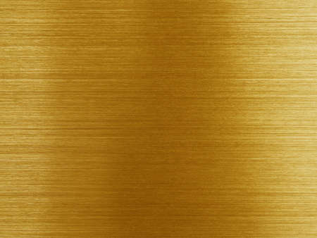 Golden brushed metal texture using as festive Christmas or luxury background Stok Fotoğraf