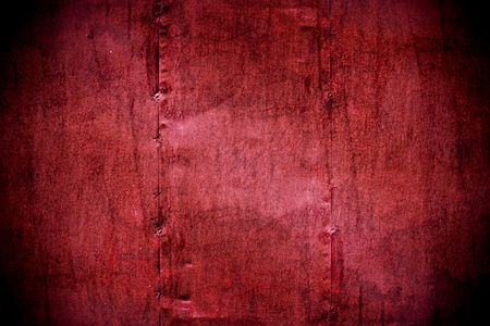 metal painted crimson wall high resolution texture Stock Photo - 6310327