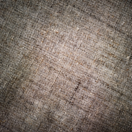 rug texture: old brown canvas grunge texture as background