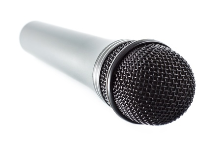 vocal: Vocal Microphone Stock Photo