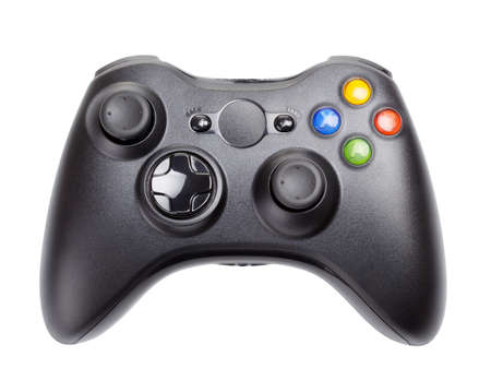 controller: game controller isolated on a white background