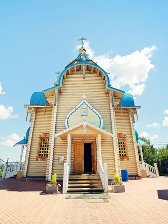 theodore: church dedicated to Our Lady of the Theodore, Kirov, Russia