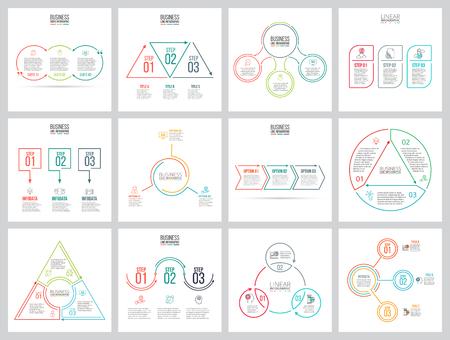 infochart: Business data visualization.