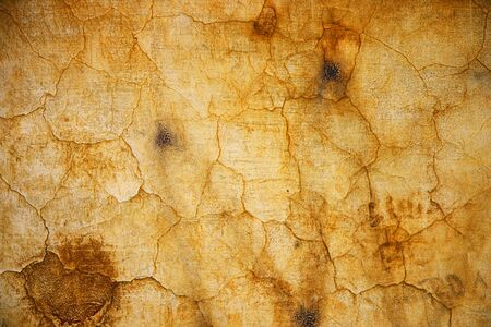 timeless: Grunge old cracking facade background Stock Photo