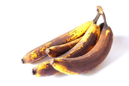 spoiling: Bananas spoiling