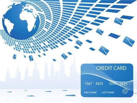 india city: piscina di carte di credito
