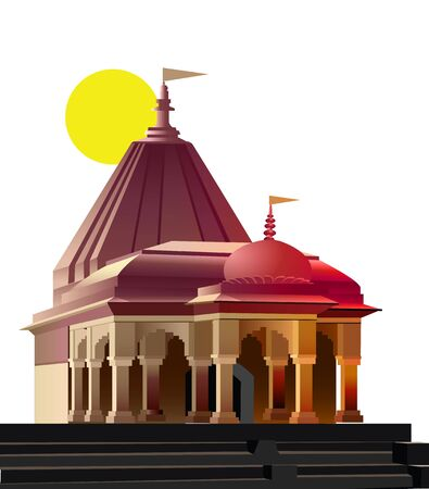 place of worship: view of temple, place of worship, religion
