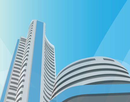 house exchange: bombay stock exchange, bombay, mumbai
