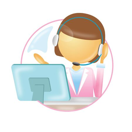 customer care centre, after sales service Stock Photo - 6557797