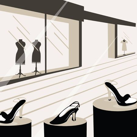 retail therapy: showroom