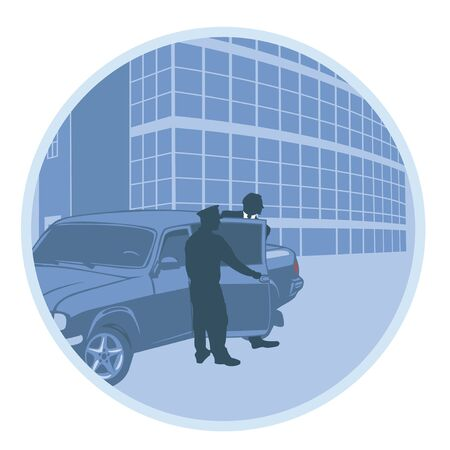 job opening: Chauffeur at work