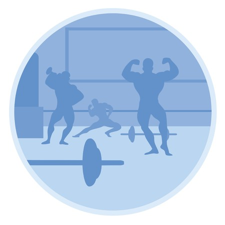 athleticism: body builders