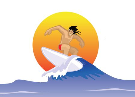 short wave: water sports  Stock Photo