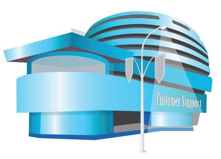 Customer care centre  photo