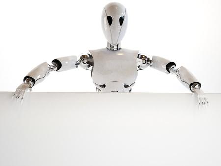 mano robotica: robot