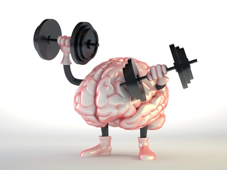 power of the mind: brain