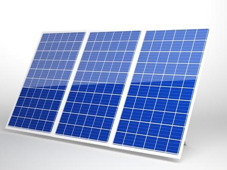 solar panel Stock Photo - 16774307