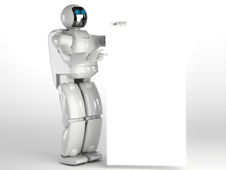 robot Stock Photo - 16774142