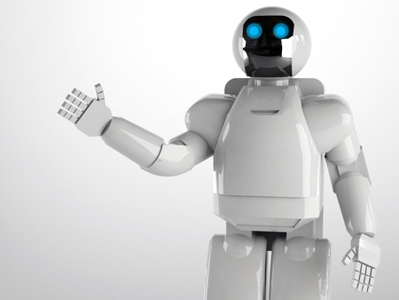 robot Stock Photo - 16774164