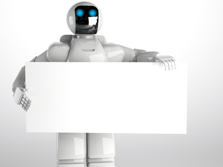 robot Stock Photo - 16774144