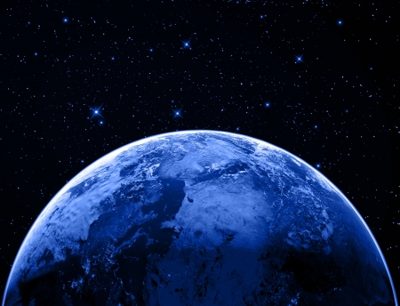 Earth  Reklamní fotografie