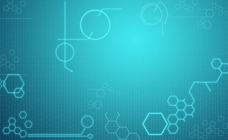 computer achtergrond Stockfoto