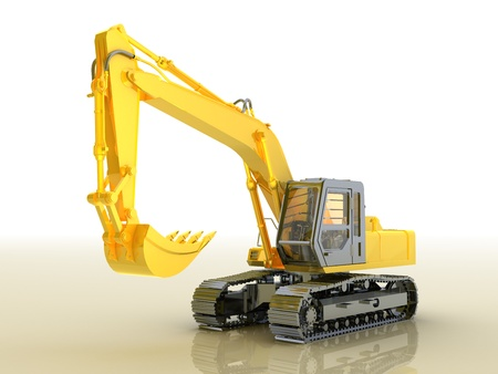 bulldozer Stock Photo - 16774383