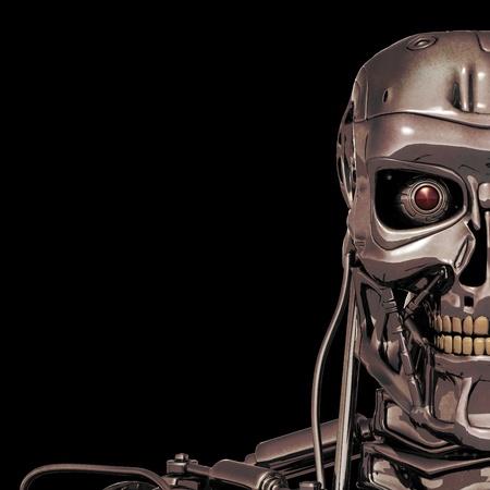 terminator: robot