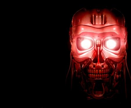 cyborg: robot background