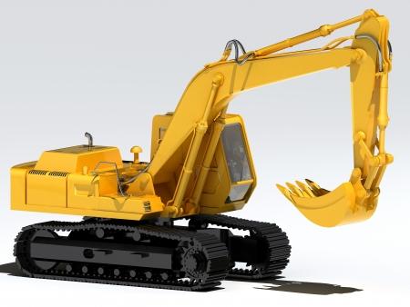 digger: bulldozer