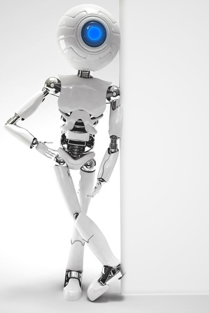 robot Stock Photo - 19113359