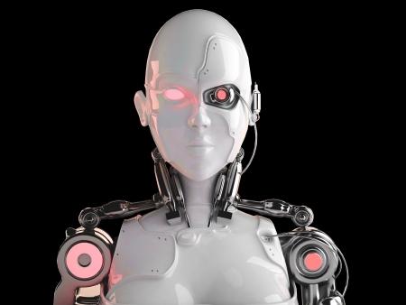 robot women