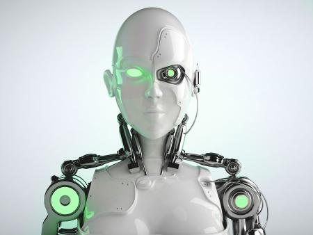 robot woman: robot women