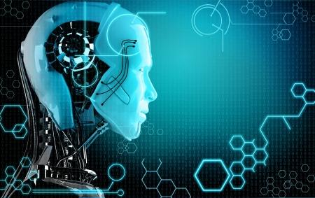 コンピュータ ロボットの背景