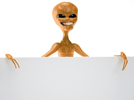alien Stock Photo - 19113443