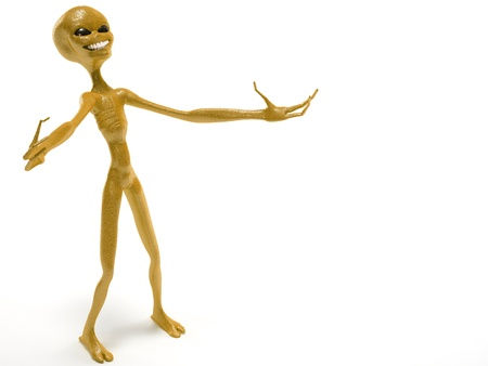 alien Stock Photo - 19113311