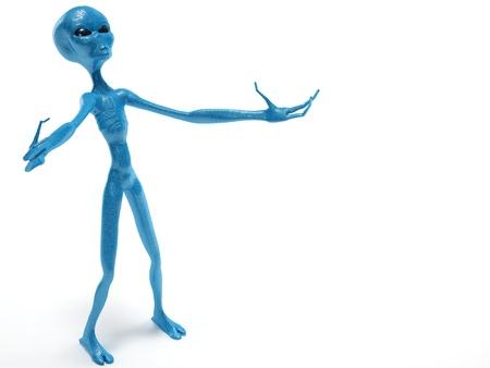 alien Stock Photo - 19113321