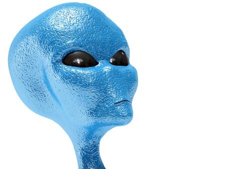 alien Stock Photo - 19113453
